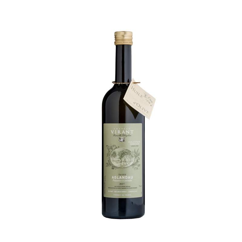 Huile d'olive Aglandau