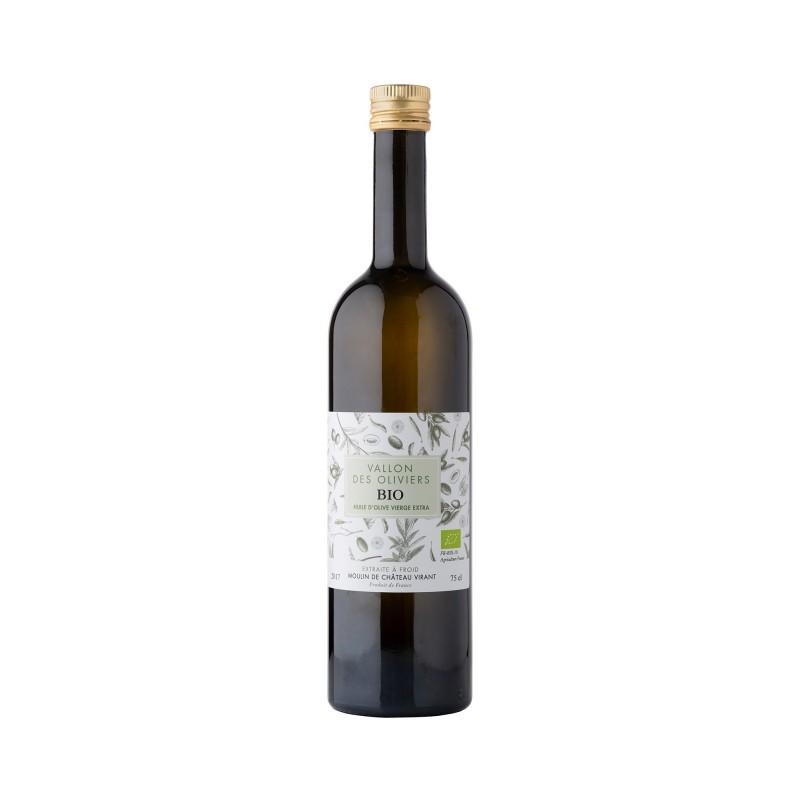 Huile d'olive Bio'