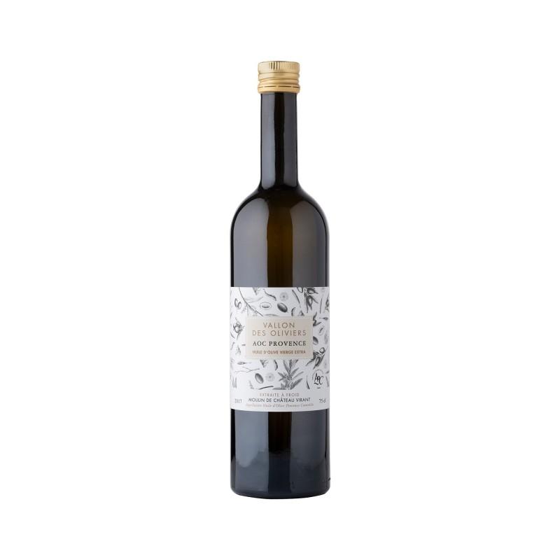 Huile d'olive Vallon des Oliviers AOC Provence