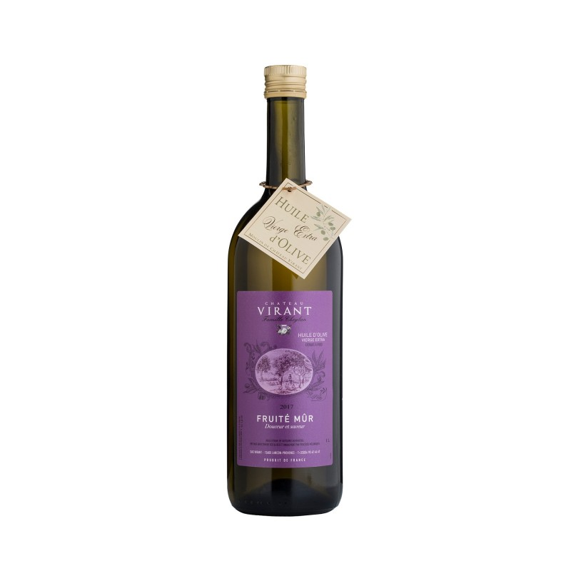 Huile d'olive Fruité Mûr