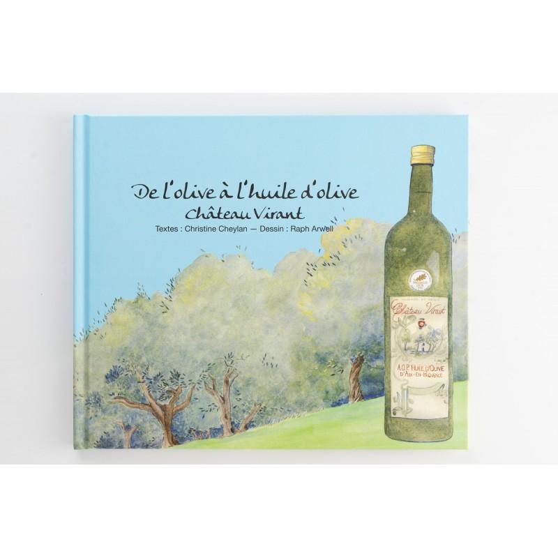 De l'Olive à l'Huile d'Olive