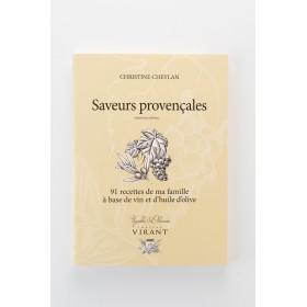 """Livre de recettes """"Saveurs Provençales"""""""