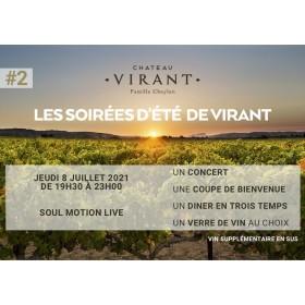 Château Virant X Soul...