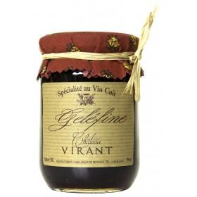 Gélefine, gelée de vin cuit