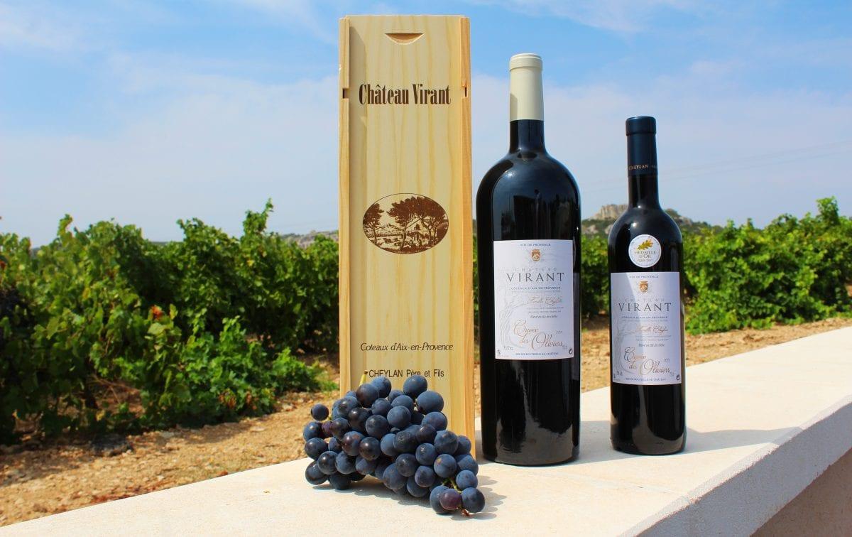 Cuvée des oliviers - vin et chocolat