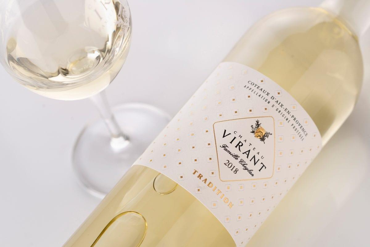 vin blanc tradition